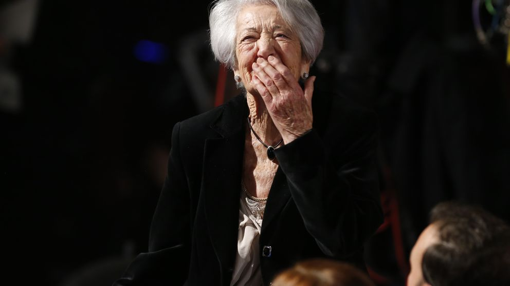 Muere en Madrid a los 94 años la actriz Asunción Balaguer