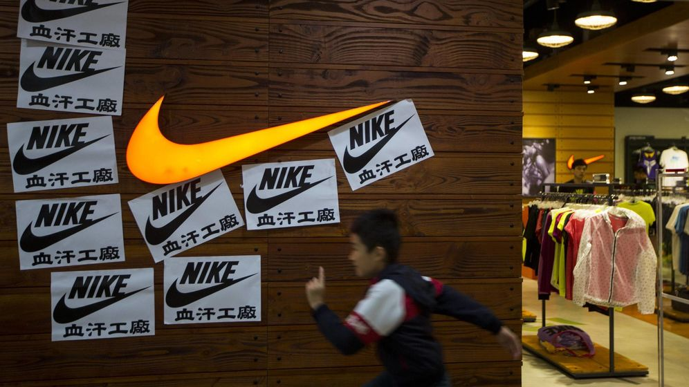 Foto: Nike es una de las multinacionales que aparece en los Paradise Papers. (Reuters)