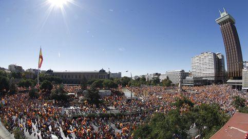 Sábado de manifestaciones: de las marchas en blanco a la marea rojigualda