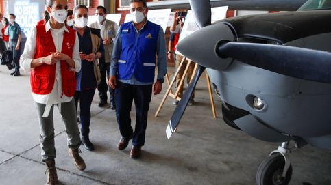 En imágenes: todas las fotos del viaje de cooperación de Letizia a Honduras