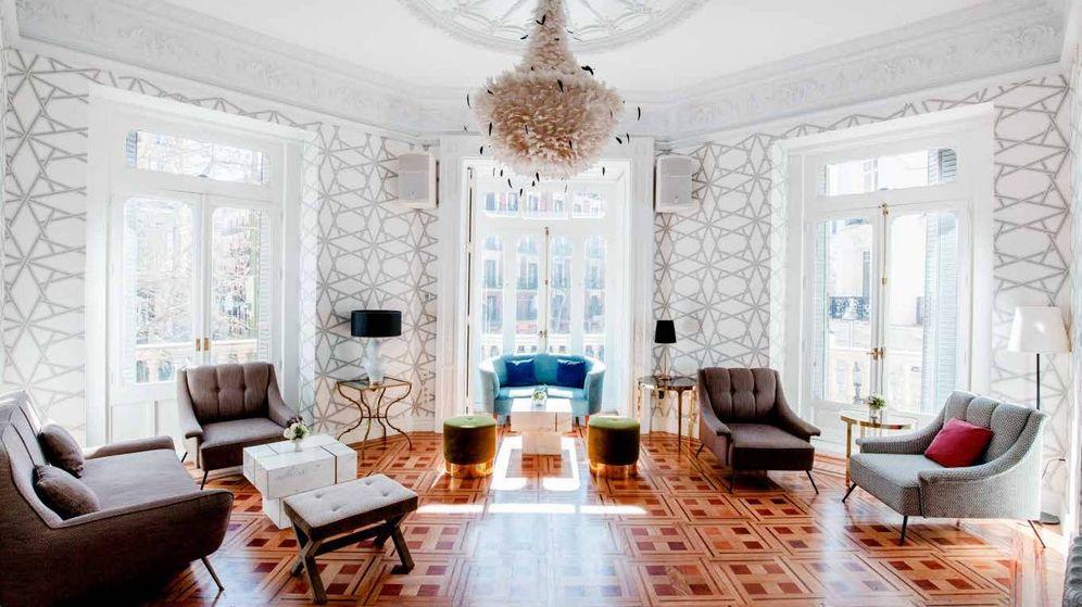 Foto: Imagen de uno de los salones del Club Alma de Madrid.