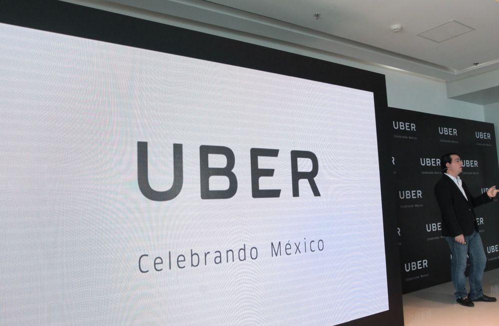 Foto: La empresa tecnológia Uber amplía los países a los que presta servicio. (Sáshenka Gutiérrez/Efe)