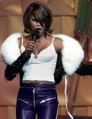 Whitney Houston, el amor platónio de Bin Laden