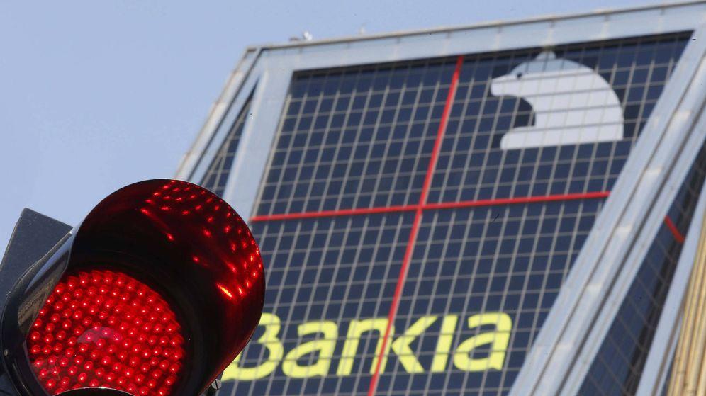 Foto: Sede de Bankia en la Plaza de Castilla de Madrid (Efe)