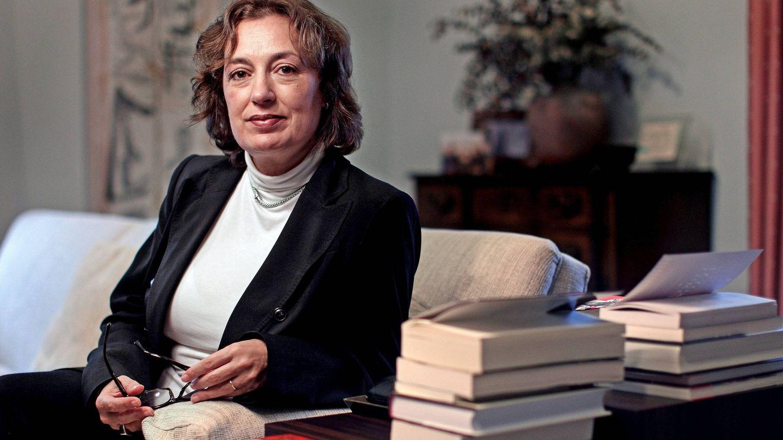 Isabel Burdiel. (EFE)