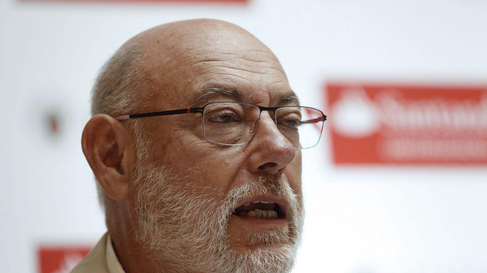 Foto: Fallece el fiscal general del Estado, José Manuel Maza. (EFE)