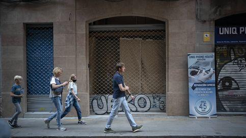 La economía de Barcelona se estanca a partir de 2017, pero la Generalitat niega la parálisis