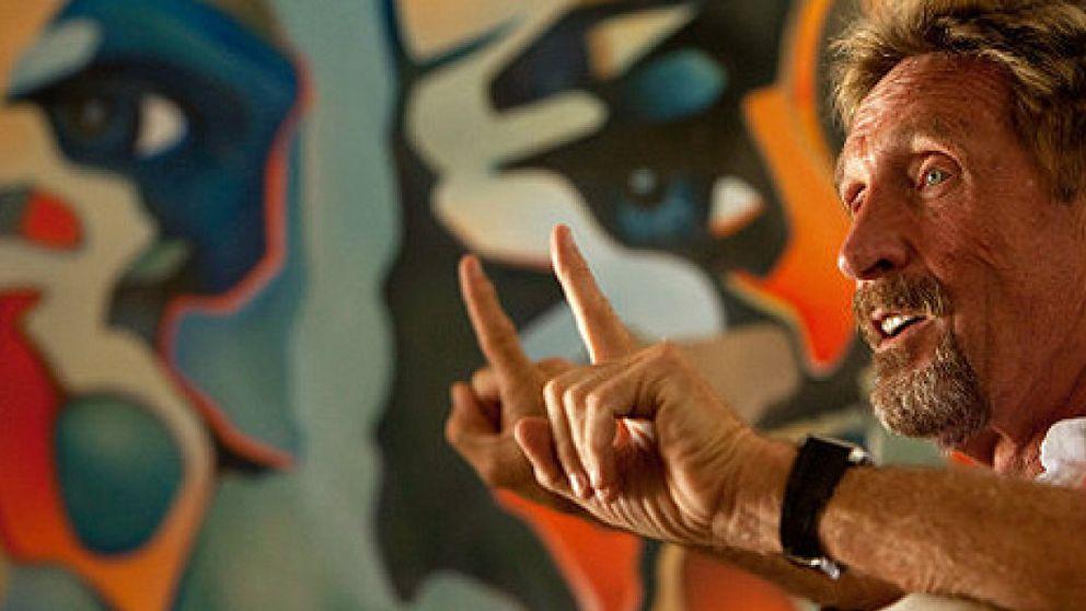 John McAfee, de 'rey del antivirus' a sospechoso de asesinato