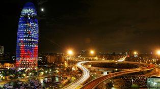 Barcelona, un alivio para una candidata de tapadillo