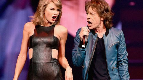 Taylor Swift canta 'Satisfaction' junto al inigualable Mick Jagger