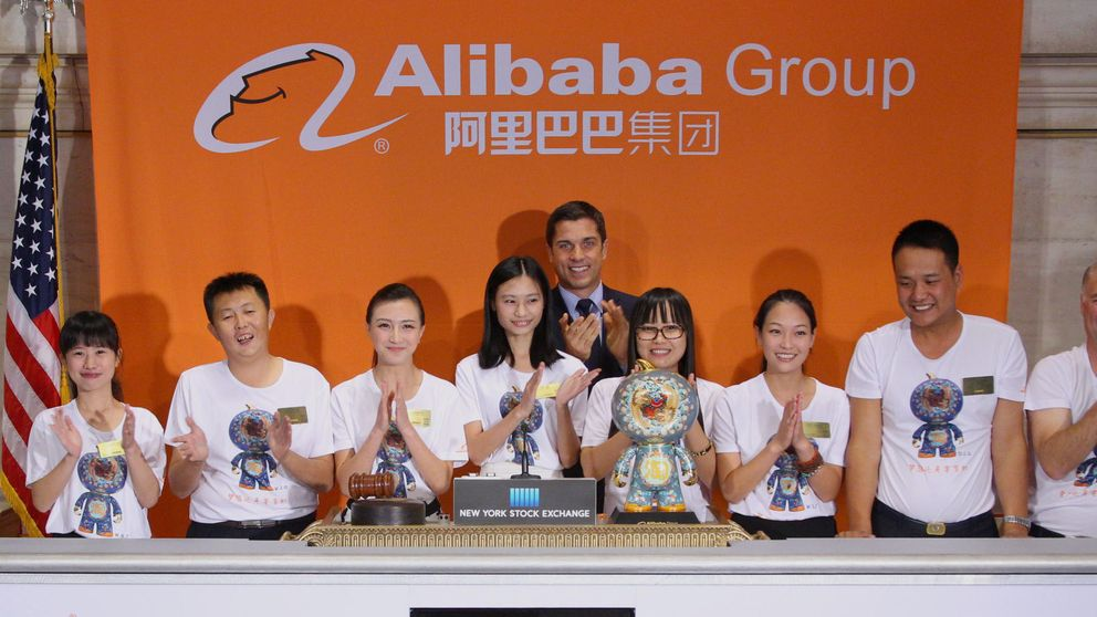Alibaba se cuela en el 'top 20' de las mayores cotizadas del mundo