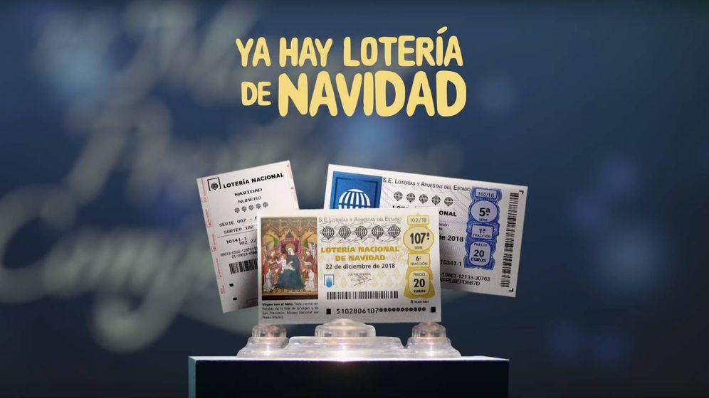Foto: Campaña de verano de la Lotería de Navidad | Lotería y apuestas del Estado