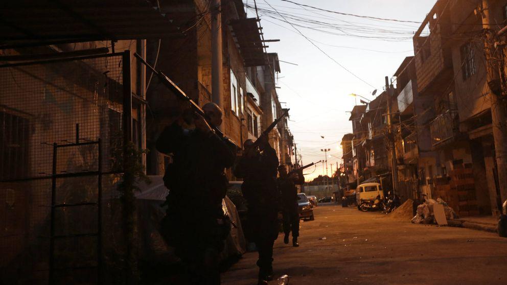 Guerra entre narcos en las favelas del Río posolímpico: Esto parece Palestina