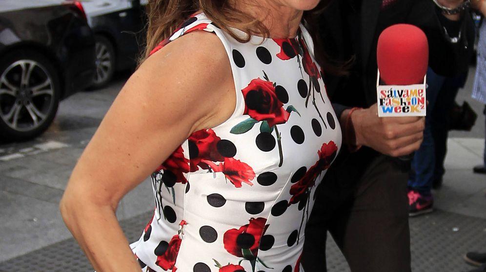 Foto: La periodista María Patiño en una imagen de archivo. (Gtres)