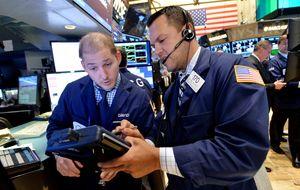 Wall Street firma un tímido avance tras las previsiones del FMI