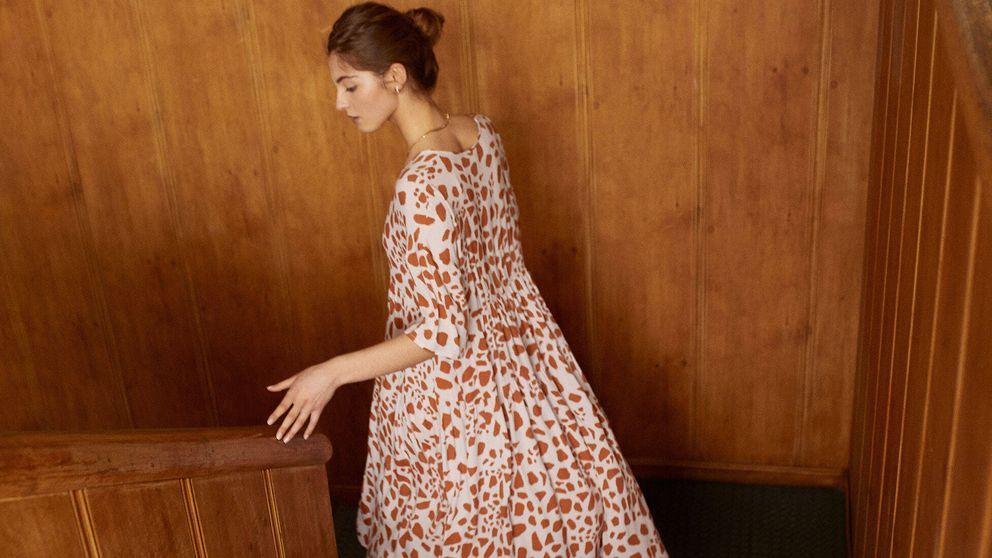 El vestido de animal print de Parfois que te transportará a África y te dará un look de 10