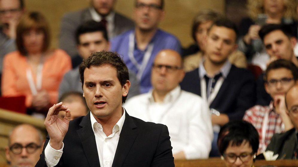 Foto: El líder de Ciudadanos, Albert Rivera. (EFE).