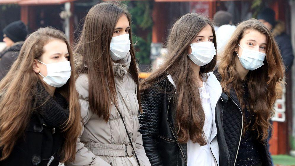 Foto: El coronavirus también afecta a los jóvenes.