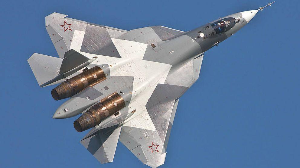 ¿Fiasco millonario? PAK FA, el caza ruso contra EEUU que no acaba de despegar