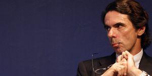 Foto: Aznar 'redondea' su sueldo vitalicio con €1,5 millones como consejero y conferenciante