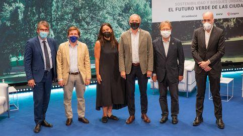 El encuentro 'Sostenibilidad y bosques urbanos: el futuro verde de las ciudades', en imágenes