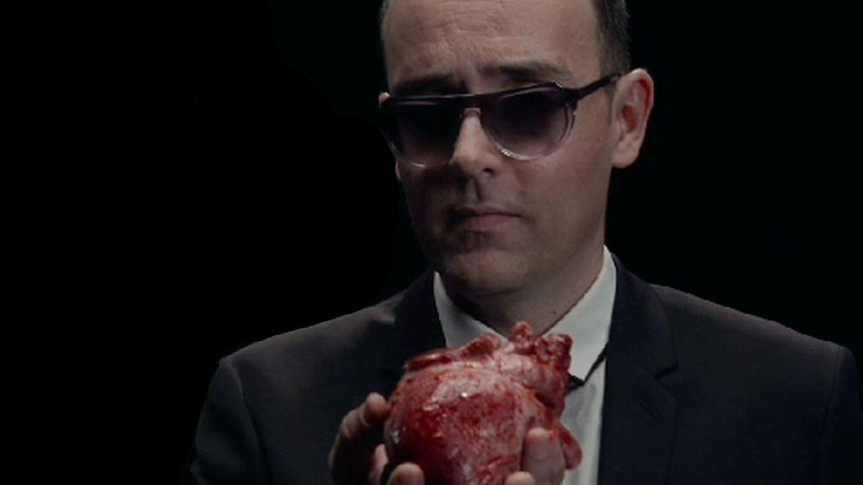 Risto Mejide en la promoción de 'All you need is love... O no'. (Mediaset España)