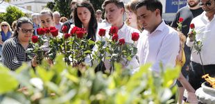 Post de Bildu se hace con una comisión de Derechos Humanos el día que Ermua honra a Blanco