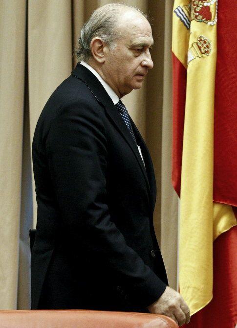 Jorge fernández díaz en comisión