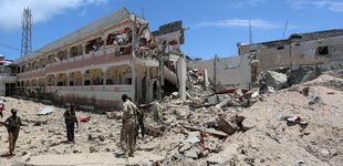 Post de Al Shabab mata a 5 personas tras tomar durante horas un hotel de Mogadiscio