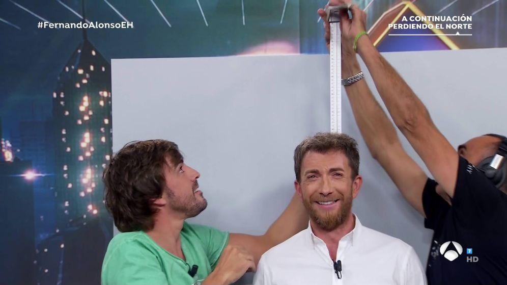 ¿Cuánto mide Pablo Motos? - Estatura real: 1,65 - Real height Imagen-sin-titulo