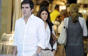 Aznar Junior y Mónica Abascal esperan su segundo hijo