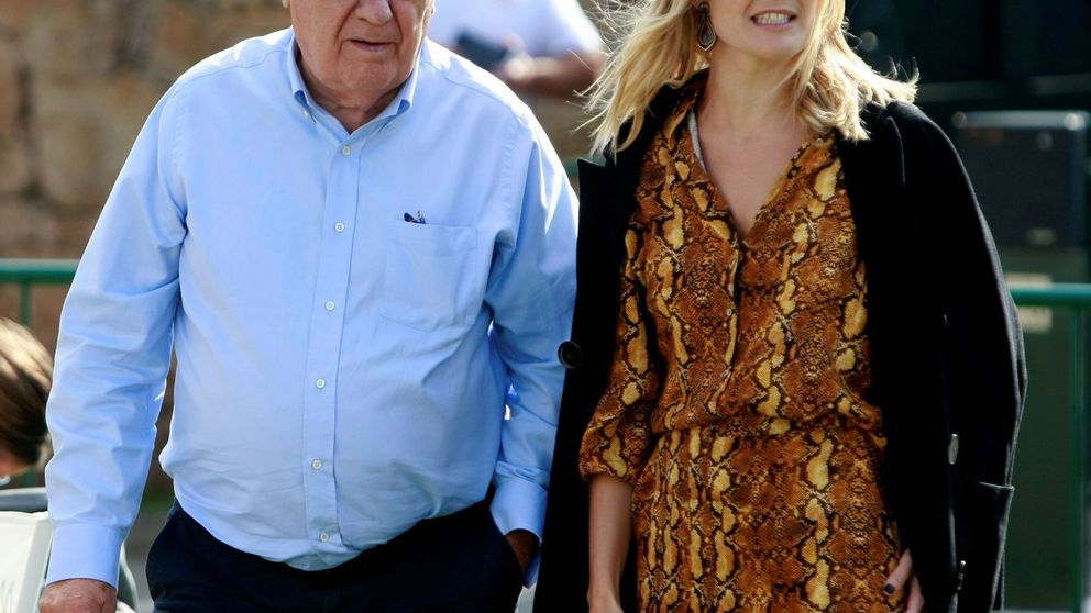 La Nochevieja 'low cost' de Amancio Ortega y su familia en A Coruña