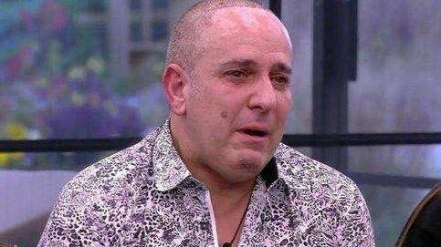 Víctor Sandoval, destrozado por el covid-19: Mi madre morirá hoy o mañana