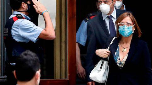 Trapero retoma el mando de los Mossos tres años y un juicio después