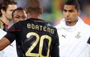 Cuando el orgullo familiar 'juega' en dos países: la historia de los Boateng