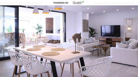 Este 'showroom' te permite comprar desde Madrid tu chalé en Menorca