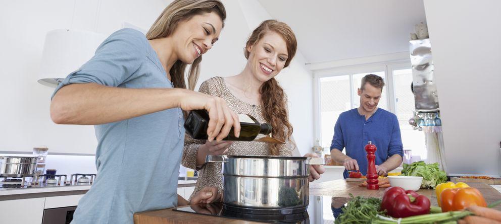 Cocina los trucos que debes conocer para cocinar m s for Que cocinar para invitados