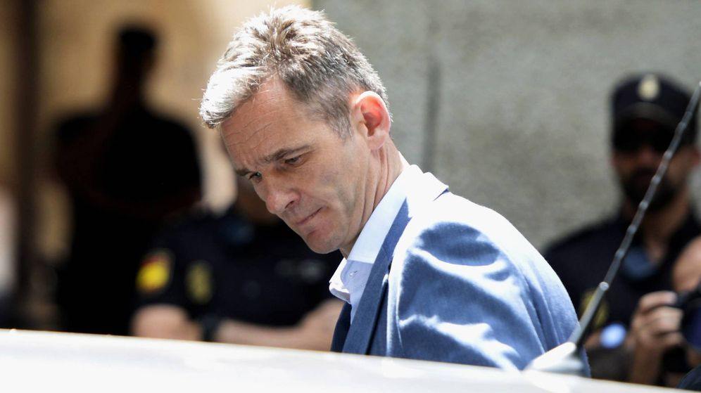 Foto: Inaki Urdangarin en una imagen antes de entrar en prisión. (Cordon Press)