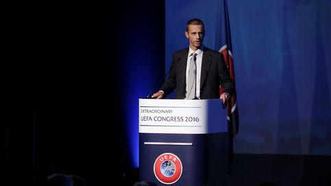 El esloveno Aleksander Ceferin es elegido nuevo presidente de la UEFA