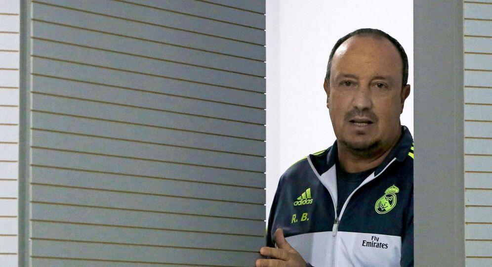 Foto: Rafa Benítez se despidió del madridismo a través de un comunicado (EFE)