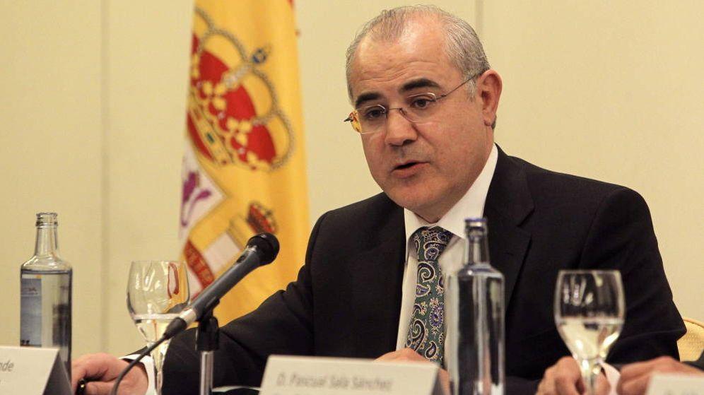 Foto: El juez del Tribunal Supremo, Pablo Llarena. (EFE)