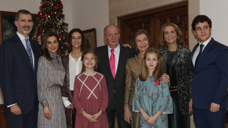 El 80º cumpleaños del rey Juan Carlos. (Casa de S. M. el Rey)
