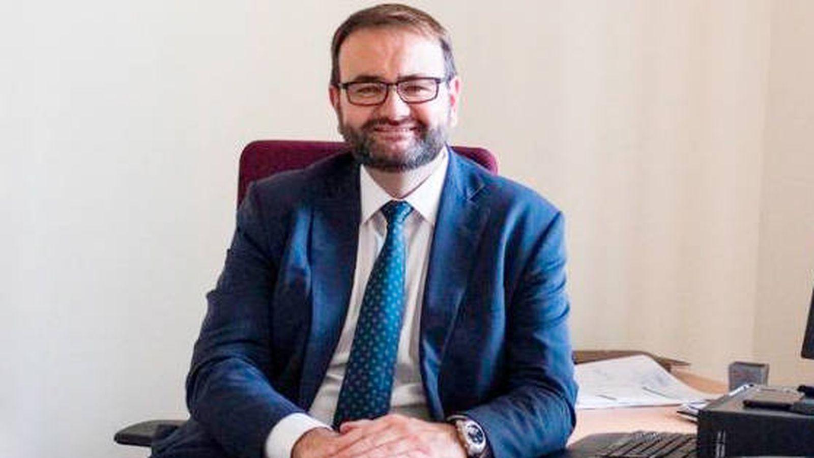 Foto: Roberto Rey, nuevo presidente de Grupo Ibertasa.