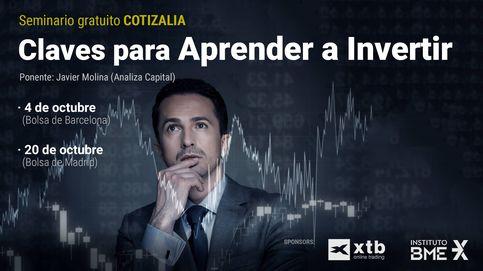 Aforo completo para el seminario de inversión de El Confidencial y Javier Molina