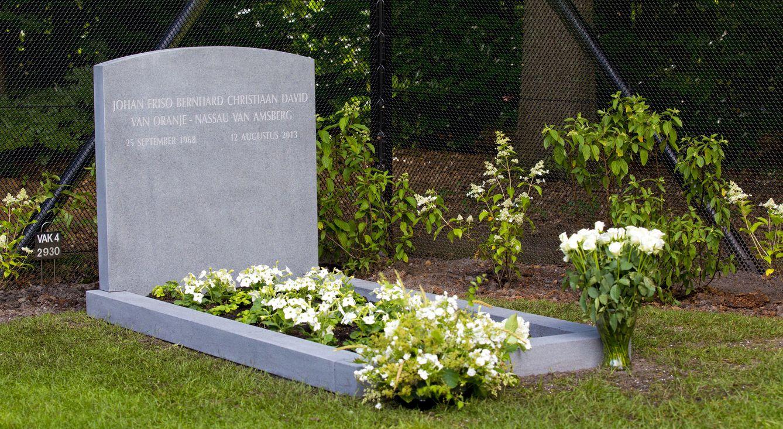 Foto: La tumba de Friso de Holanda (Gtres)