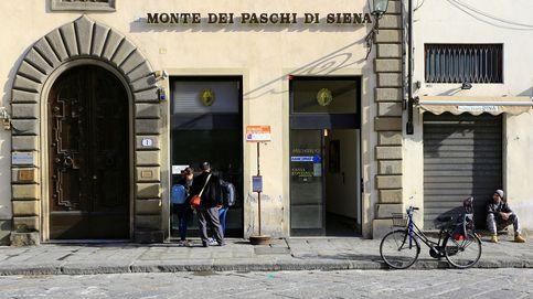 Monte dei Paschi se hunde más del 70% en su vuelta al parqué tras ser rescatada