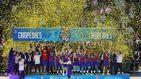 El Barça gana la final de la Copa al Madrid con polémica (y una canasta que no fue)