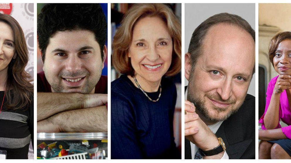 Los 5 psicólogos que están redefiniendo el amor, la felicidad y la justicia