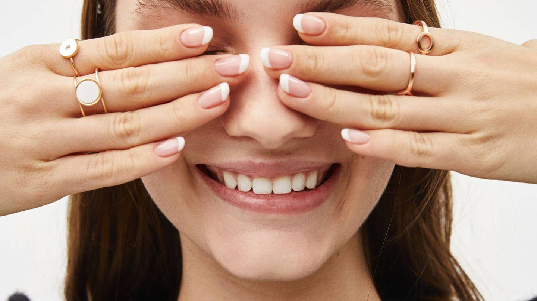 Set anillos con pedrería al 50% de descuento (3,99 euros).