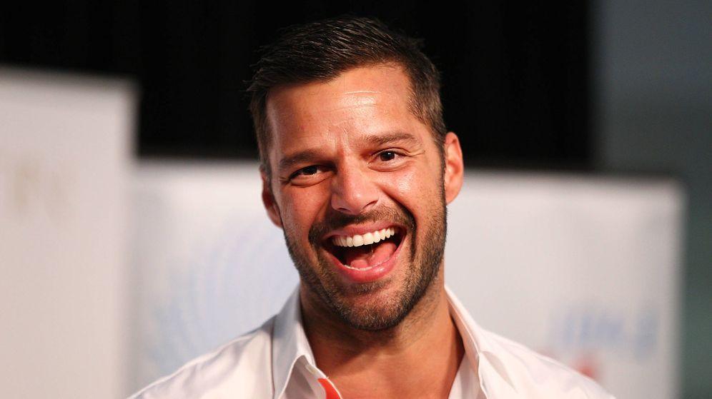 Foto: Ricky Martin. (Getty)